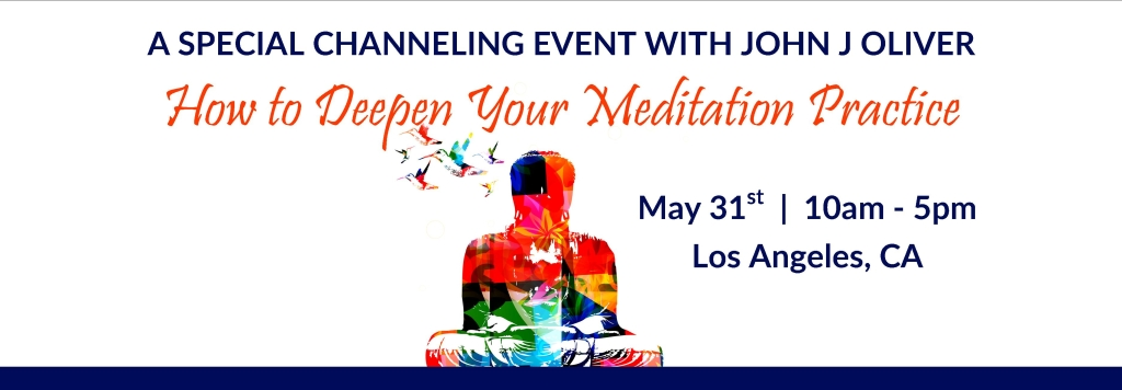 LA How to Deepen Your Meditation